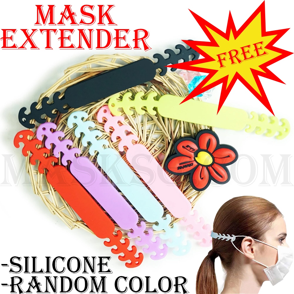 Free Silicone Ear Guard