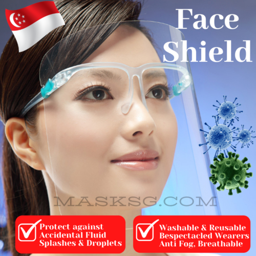 [Specs] Face Shield